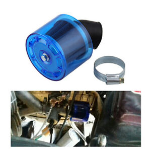 35mm Air Filter Cleaner for Dirt Bike ATV 50cc 110cc 125cc Splash Proof + Cover