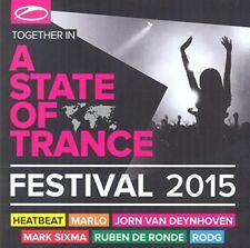 Various Artists - State of Trance Festival 2015 [New CD] Holland - Import