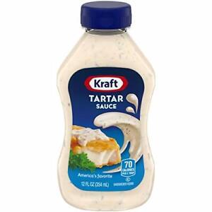Kraft Tartar Sauce (12 oz Bottle)
