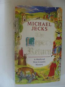 Michael Jecks #6 Leper's Return Knights Templar series