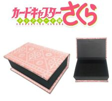 Canaria Cardcaptor Sakura Clear Card Arc Magnetic Magnet Small Box Case 01 Motif