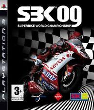 SBK 09     --  NEUF  -----   pour PS3