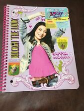 iCarly 1 Subject Spiral  Notebook 80 Wide Ruled Sheets 10.5 in x 8 In