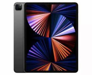  Apple iPad Pro 5h Gen 2021 2TB, Wi-Fi + 5G (Unlocked), 12.9 in - Grey
