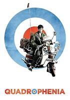 Music Poster Reprint Quadrophenia 1 A4 Photo Print