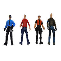 4/Set Soldiers Action Figures Army Battlefield Themed Party Tabletop Display