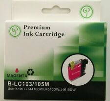 Green Project B-LC105M Compatible Brother LC 105 Magenta NEW