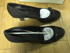 Etienne Aigner Shoes 11 M Margaux - GD ORG EA LGO Brown Wow XMas L@@K Aigner