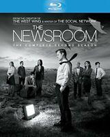 Newsroom Complete Second Series (5 Blu-Ray) [Edizione: Regno] DL005733