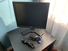 """Dell 19"""" Anti-Glare LCD Monitor P190ST (Black) with Stand and Cables"""