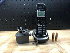 Panasonic KX-TGA939T 2 Line Cordless Handset w/ Batteries, Cradle & Clip