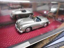 PORSCHE 356 America Roadster offen green grün 1952 Resin Highend MATRIX 1:43