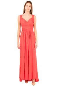 RRP €995 CHIARA BONI LA PETITE ROBE COUTURE Empire Line Dress Size 42 M Stretch