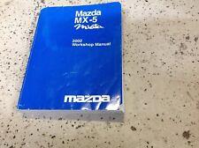 Repair Manuals & Literature for Mazda Miata for sale   eBay