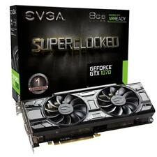 EVGA GeForce GTX 1070 SC Gaming ACX 3.0 Black Edition 8gb Gddr5
