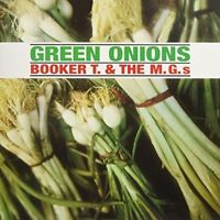Booker T & Mg's - Green Onions [New Vinyl LP] UK - Import