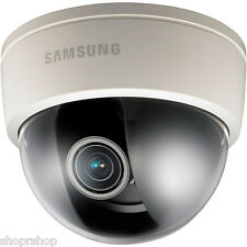Samsung Snd-7061 - 3 Mp Full Hd Network Dome Camera, Ivory New