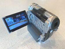 Canon HV10 HD Mini-DV HDV Digital Camcorder Video Camera CMOS 3.1MP 10X & Case +