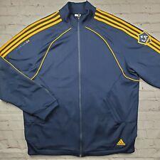 Vintage LA GALAXY David Beckham Adidas Warmup JACKET Mens XL Soccer MLS