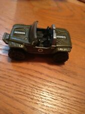 2004 Jeep Hurricane Military 4x4 Collectible Scale Diecast