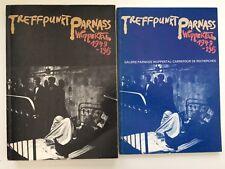 Treffpunkt Parnass Wuppertal 1949-65 Carrefour de recherches Fluxus Avant-garde