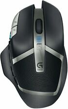 Logitech G602 Lag-Free Wireless Gaming Mouse – 11 Programmable Buttons, U... New