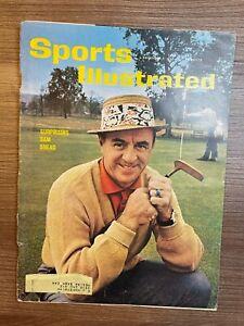 1960 Sports Illustrated Magazine SAM SNEAD - 12/05/1960