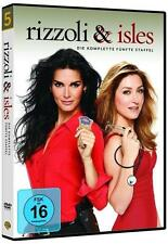 Rizzoli & Isles - Staffel 5 (2015) DVD -neu und ovp