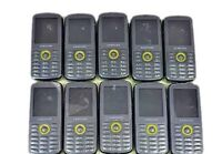 11 Lot Samsung Gravity SGH-T456 FIDO Slider Mobile Cellular Phone GSM LOCKED