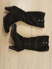 La Canadienne Mazy Boots Suede 7.5 Pre-owned