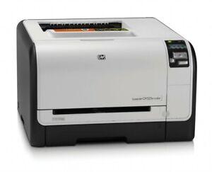 HP Colour LaserJet CP1525n Network Colour Laser Printer