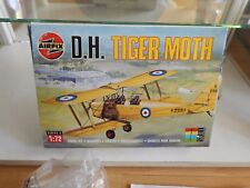 Modelkit Airfix D.H. Tiger Moth on 1:72 in Box