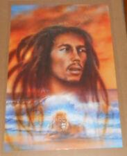 The Spirit of Bob Marley Poster 1995 Vintage Original 24x36