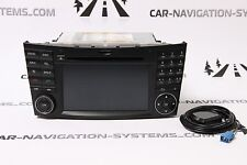 Mercedes CLS class W219 Comand APS NTG 2.5 navigation system ANTI-THEFT PINCODE