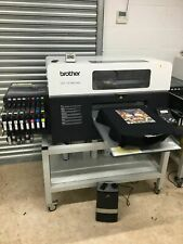 Brother DTG t-shirt printer complete bussines.Brother GT-381 & PreTreat Maker 3
