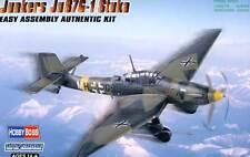 HobbyBoss Junkers Ju-87G-1 Stutka 87 G 1944 Ucraina Lituania Uccello di pistola