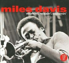 Jazz Music Digipak Miles Davis CDs and DVDs