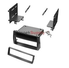 2003 2004 2005 2006 2007 2008 Toyota Corolla Single Din Dash Kit Install
