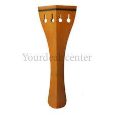 Boxwood Violin Tailpiece 4/4-----Hill Style--Boxwood