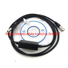 6pin To Usb Transfer Data Cable For Topconsokkia Total Station For Win7 Win8