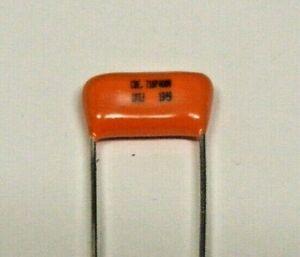 Orange Drop 716P 0.01 uF / 10 nF 103J 400V for Valve amp etc