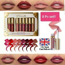 STILA Stay All Day Liquid Lipstick, Travel Size Mini 1.5ml ~ 8 pc set!!