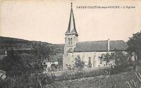 CPA   SAINT-VICTOR-sur-OUCHE - l'Eglise  - Côte-d'Or