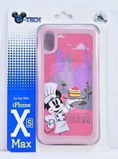 Disney 2019 Epcot Food & Wine Festival Chef Minnie Pink Apple Iphone XS MAX Case