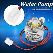 1pcs 12v Dc 6w Food Grade Submersible Brushless Water Pump 2lmin Energy Saving