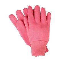 Briers Jersey Mini Grip Pink Gardening Gloves Size Medium B0064