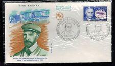 1971-OBL.LE BOURGET- FDC 1°JOUR - H.FARMAN.RECORD DU MONDE - TIMBRE.Yt.1670