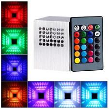 3W LED Effektlicht Effektlampe Disco Effekt Strahler Flurlampe Wandlampe Deko EU