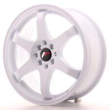 Japan Racing JR3 Alloy Wheel 17x7 - 4x114.3 / 4x100 - ET40 - White
