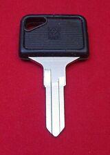 X122P RENAULT Door/Trunk KEY Blank fits 18i 1981-1983, Fuego 1984-1985 RN29P